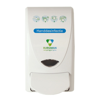 Burgman desinfectie dispenser 1L