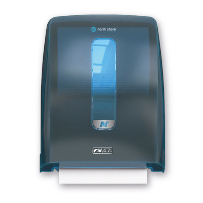 Optiserv Ocean Blue handdoekdispenser