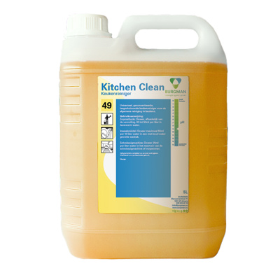 Burgman Kitchen Clean 5L