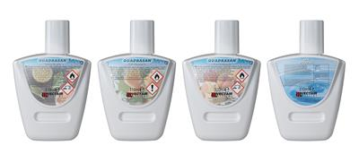 Vectair sanitizer quadrasan peach mango 0,31L
